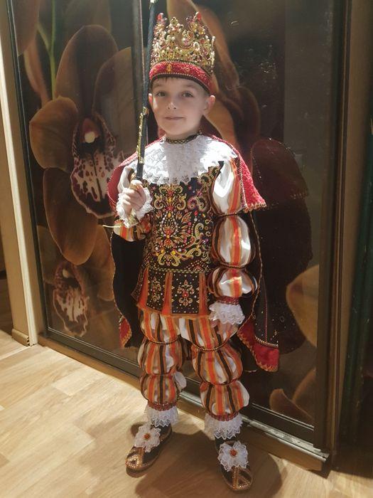 карнавальный костюм короля,принц,король Киев - изображение 1