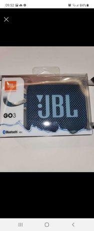 Nowy glosnik JBL GO3 niebieski