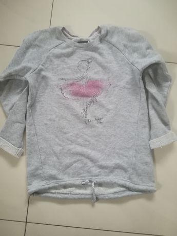 Bluza dziewczęca 140 Endo brokat