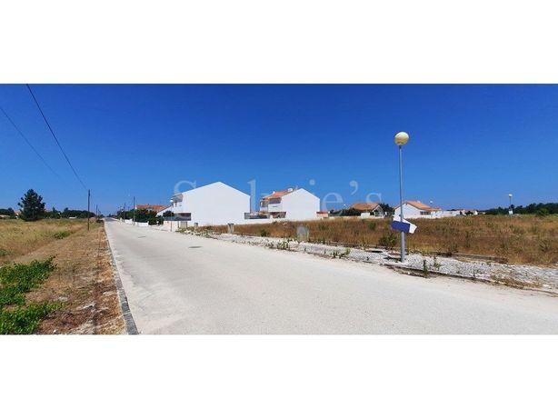 Lote de terreno para construção de moradia - Pegões