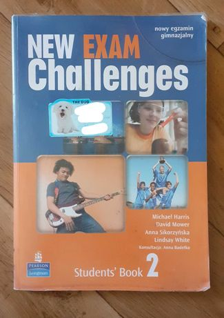 New exam challenges students book 2