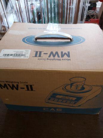 Весы лабораторные CAS MW-II 300