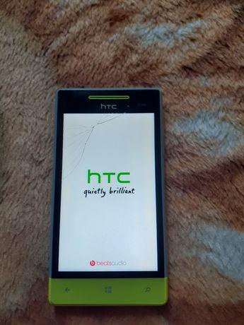 HTC Windows phone 8s.