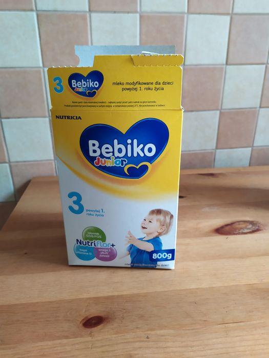 Bebiko 3 Nutriflor plus -  mleko modyfikowane Tarnowskie Góry - image 1