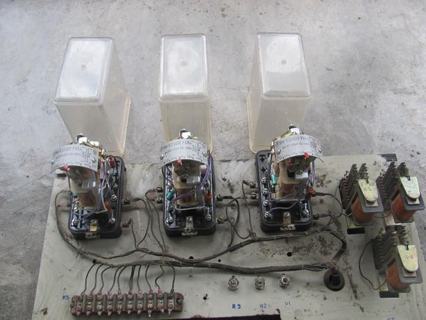 Реле напряжения переменного тока РН-53/400-комплект на 3 фазы