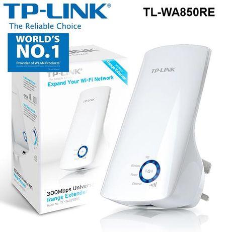 Extensor Sinal Wi-Fi TP-LINK 300 Mbps (NOVO) Oferta Portes Envio