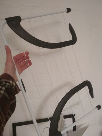 Suszarka na balkon grzejnik 50 cm x 30 cm
