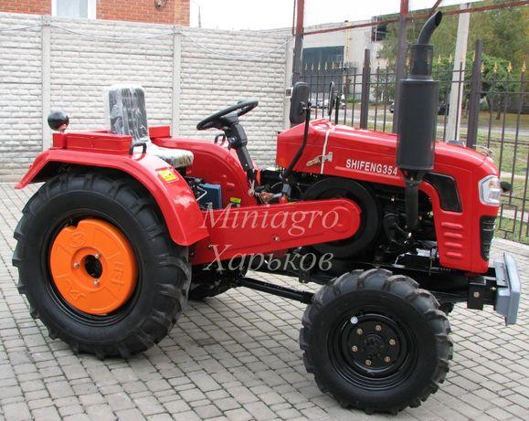 Трактор. Минитрактор Shifeng SF 354 (Шифенг СФ 354)