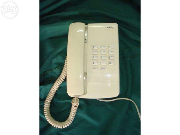Vendo telefone analogico antigo côr marfim