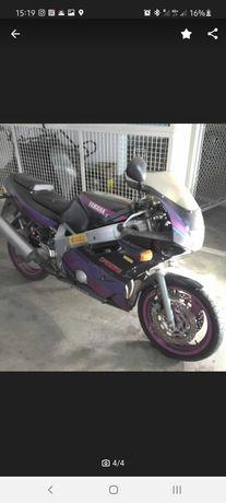 Yamaha FZR600 klasyk