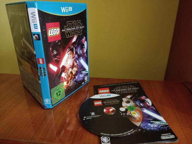LEGO Star Wars the Force Awakens Wii U WiiU gra Przebudzenie mocy