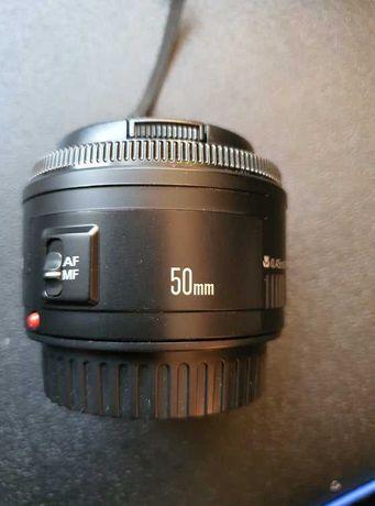 Obiektyw Canon EF 50mm f/1.8 II
