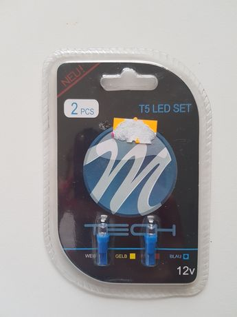 Żarówka T5 LED Nowa 2 szt.