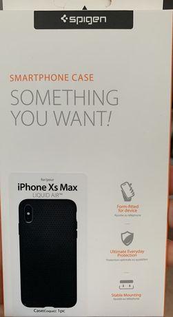 Spigen pokrowiec/case Iphone XS Max