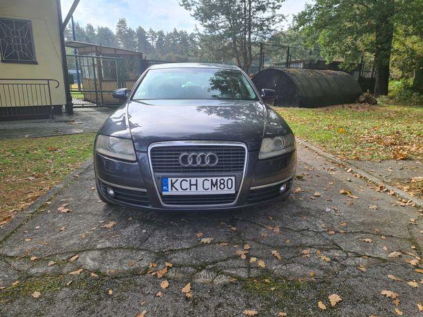 Audi a6 c6 2,4 benzyna