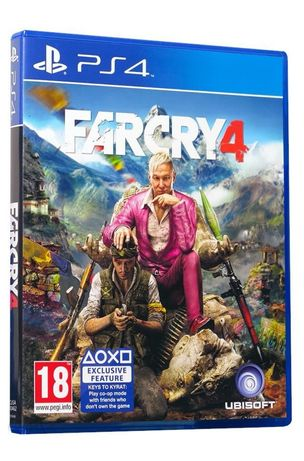 FarCry 4 Play Station 4