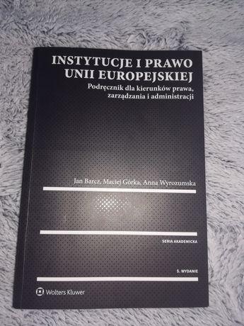 Instytucje i Prawa Unii Europejskiej