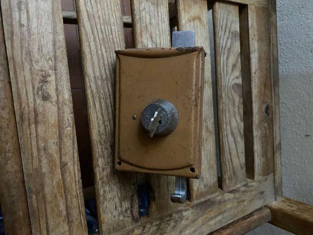 fechadura/canhão porta