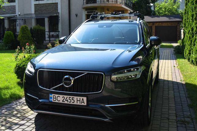 Volvo XC90 2017 рік