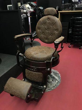 Cadeiras de Barbeiro Estilo Clássico NOVAS| Portes Grátis| Promoção