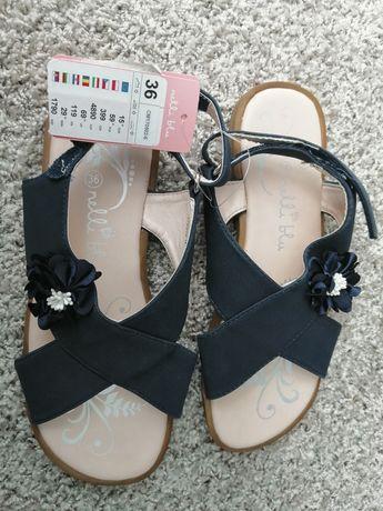 Sprzedam sandały dla dziewczynki