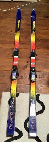 Skis Head 190 cm e botas Nordica 42