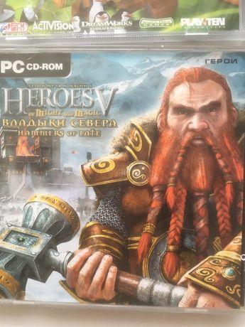 Компьютерные игры на компакт-дисках