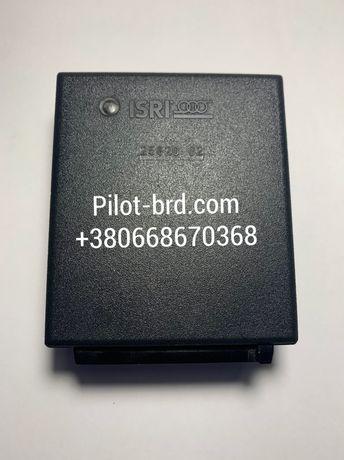 Isri 25820-0 25820-02 блок управления сиденья пилот isringhausen