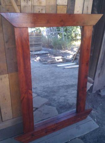 Мебель. Зеркало в оправе