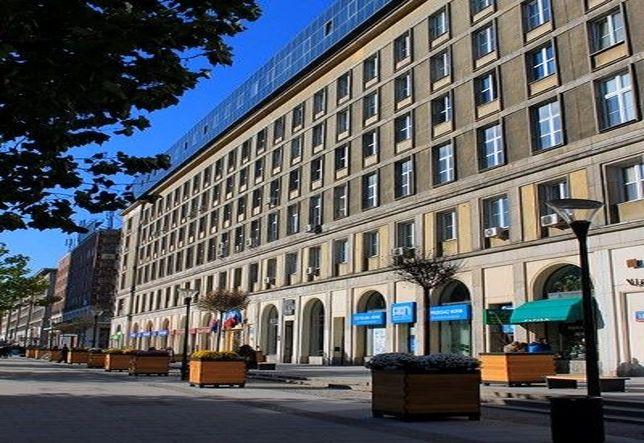 Biura do wynajęcia w biurowcu w Centrum przy ul.Świętokrzyskiej