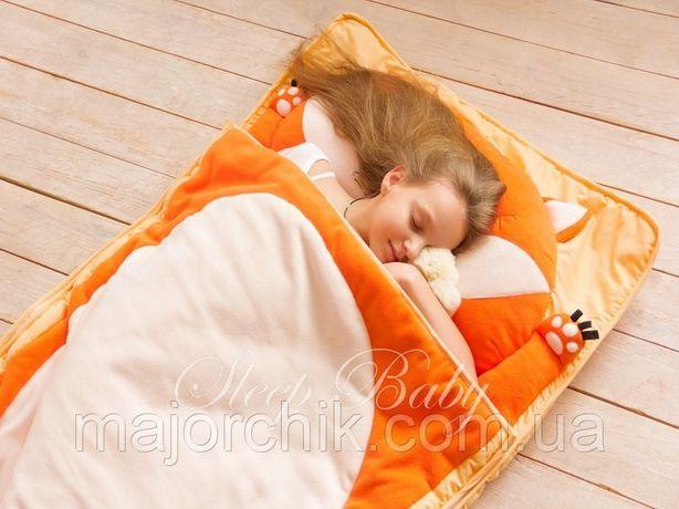 Слипик комплект для сна постельное белье спальник Бесплатная Доставка