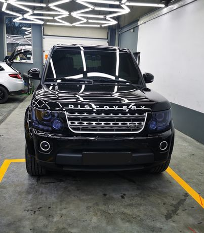 Discovery 4 land rover