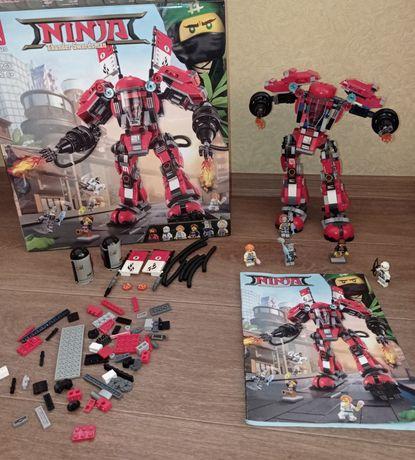Конструктор типа LEGO-NINJA, 980деталей-2т.руб.