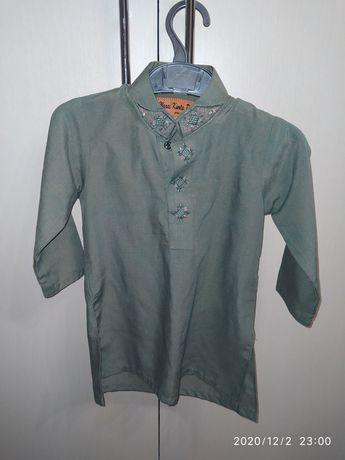 Рубашка восточная с вышивкой