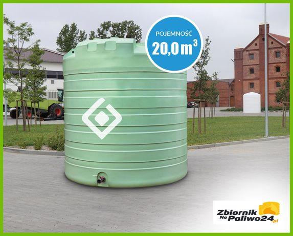 SWIMER zbiornik 20000 l do nawozów płynnych RSM PROMOCJA !