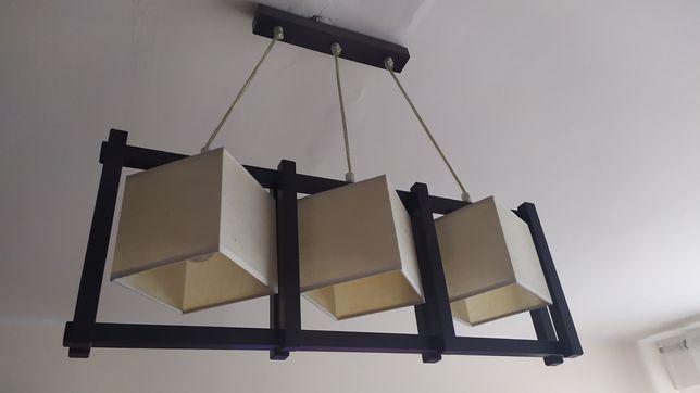 Lampa wisząca/ żyrandol