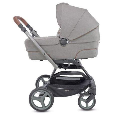 Детская коляска 2 в 1 Inglesina Quad Derby Grey