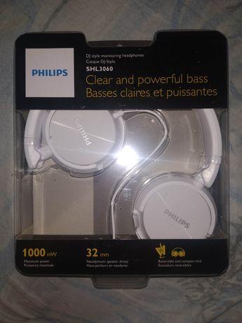 Nowe słuchawki nauszne Philips SHL 3060