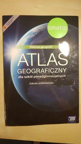 Oblicza geografii- Atlas geograficzny liceum/technikum
