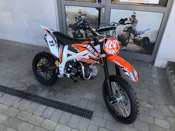 Cross/Pitbike 612 PRO 125cc koła 14'/17' KXD