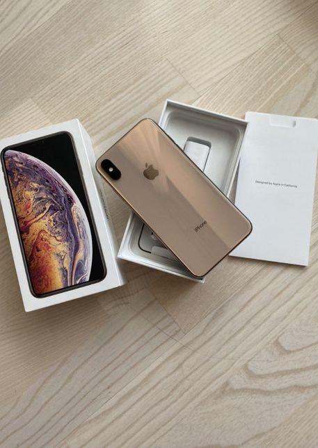 Apple iPhone XS Max 64Gb Gold \ как новый