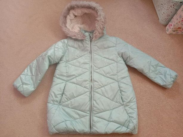 Курточка next на 5-6 лет