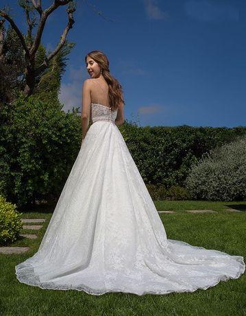 Vestido de noiva a estrear