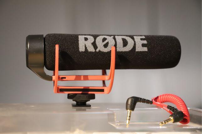 Microfone Rode Videomic Go excelente estado