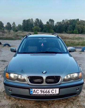 BMW 318i 2,0 е46