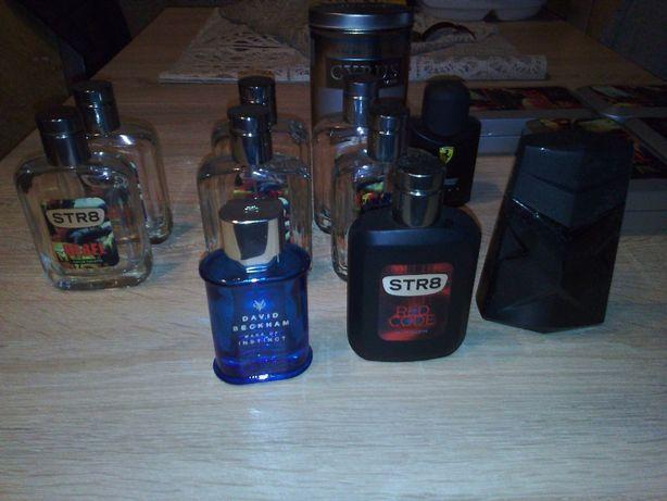 Sprzedam flakony i pudełka po perfumach