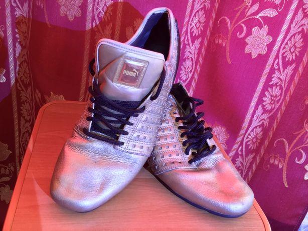 Кросовки от фирмы PUMA ORIGINAL!