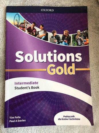 Podrecznik solutions gold jezyk angielski