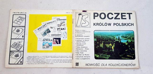 Poczet Królów Polskich Album dla Kolekcjonerów IS #24