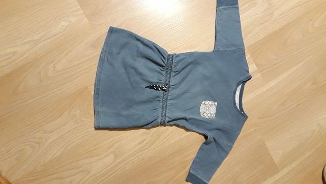 Sprzedam sukienkę 140 jeans cool club